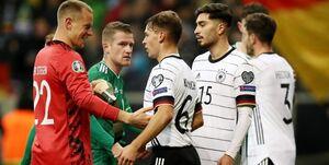 احتمال لغو بازی تیم ملی آلمان به علت کرونایی شدن یک بازیکن
