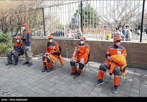 عکس/ واکسیناسیون پاکبانان شریف مشهدی