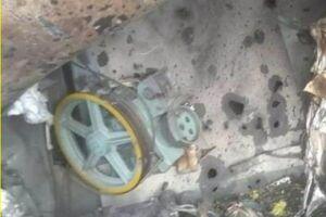 نخستین تصاویر از آسیب وارد شده به کشتی اسرائیلی