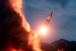 کره شمالی موشک جدید آزمایش کرد