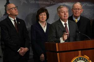 درخواست برجامی ۴۳ سناتور آمریکایی از بایدن