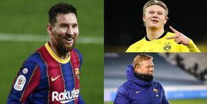 برنامه کومان و بارسلونا برای قهرمانی اروپا