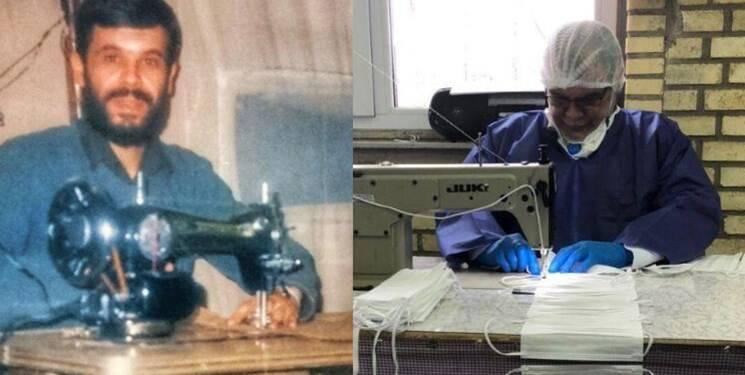 کارستان هیأتیها و جهادیها در سال ۹۹ علیه کرونا با نام حاج قاسم +عکس و فیلم