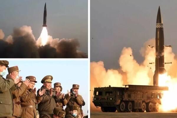 کره شمالی از آزمایش موفق موشکهای جدید خبر داد