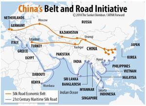 خنثیسازی تحریم با فعالسازی ترانزیت چین به اروپا