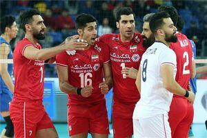 والیبال ایران سال مهمی دارد