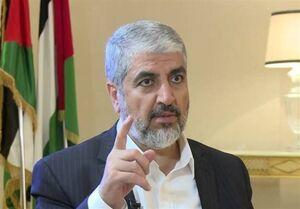 خالد مشعل: آزادی اسرا جزو اولویتهای اصلی حماس و قسام است