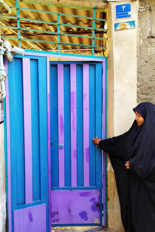تغییر سرنوشت خانواده شهید با فرار از سربازی! + عکس