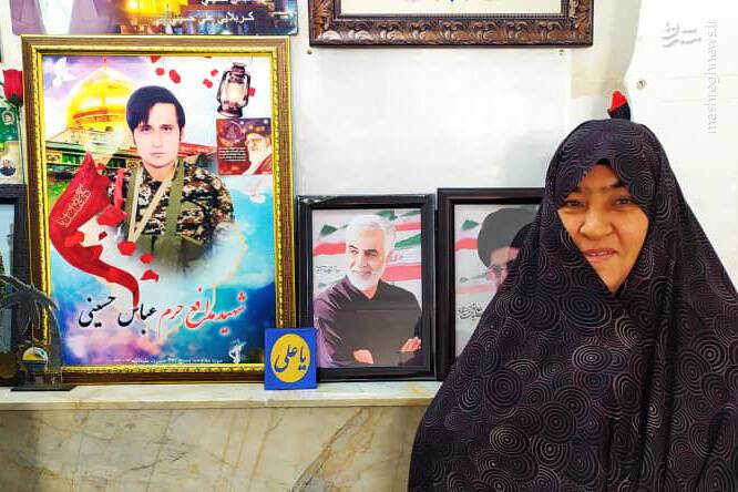 ماجرایی که پدر شهید از همسرش پنهان کرد + عکس