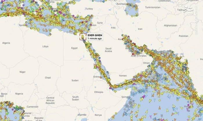 کانالهای حیاتی که در دست مسلمانان است اما...