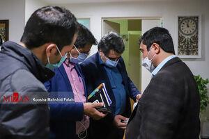عکس/ حضور بازپرس ویژه قتل در محل پیدا شدن جسد آزاده نامداری