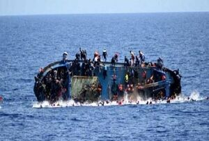 مقامهای سودان در آب غرق شدند