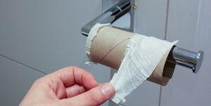 بحران دستمال توالت در جهان با مسدود شدن کانال سوئز