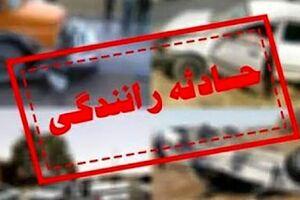 ۱۴ کشته و زخمی در واژگونی پژو ۴۰۵ در محور یزد_رفسنجان