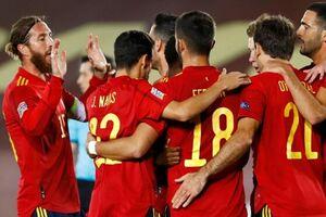 مقدماتی راهیابی به جام جهانی؛ پیروزی انگلیس و کامبک اسپانیا