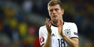 ستاره آلمان از تیم ملی خداحافظی میکند