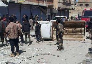 انفجار بمب در حومه الحسکه؛ چند غیرنظامی زخمی شدند