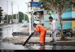 هشدار وقوع سیلاب در ۱۴ استان