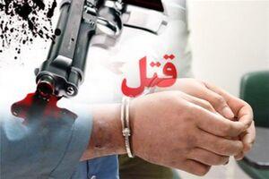 قاتل برادرکش هنگام فرار از کشور دستگیر شد