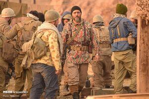 شهید زرین در قاب؛ رکورددار هفتصد شلیک موفق