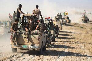 شهادت ۲ عضو حشدشعبی عراق در صلاح الدین