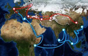 همکاری راهبردی ایران و چین؛ بستر «ابتکار کمربند و جاده»