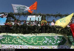 عکس/ کاروان شادی بچههای مسجد منتظران ظهور