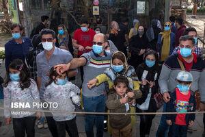 عکس/ باغ وحش ارم، در ایام نوروز