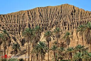 عکس/ کوههای زیبای کرمان را ببینید