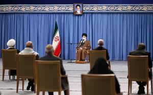 عکس/ دیدار دستاندرکاران کنگره چهار هزار شهید استان یزد با رهبرانقلاب