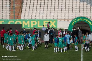 ترکیب تیم ملی ایران برابر سوریه مشخص شد