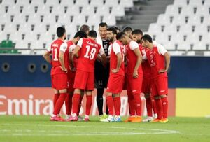 عملکرد پرسپولیس در لیگ قهرمانان آسیا