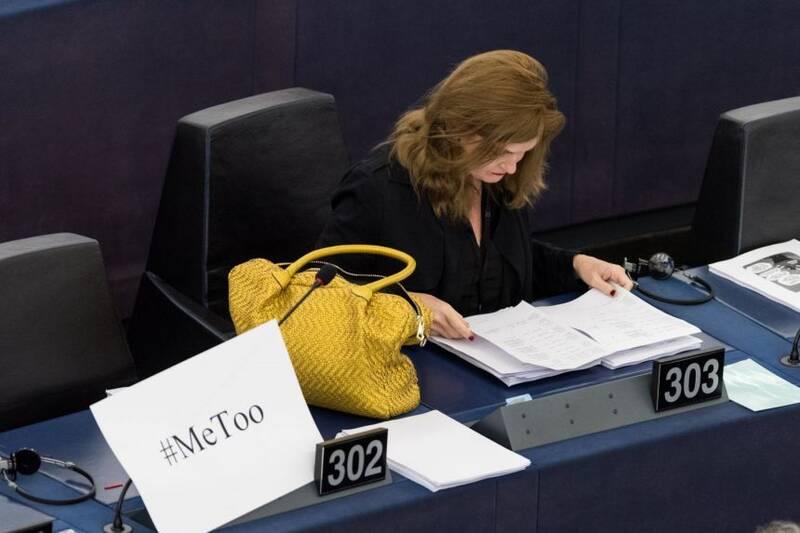 ویژه عید /// آزار جنسی در پارلمان اروپا به عنوان داعیه دار برابری جنسیتی