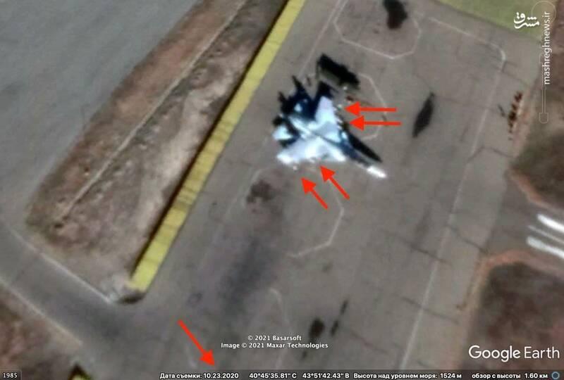 افشای دروغ بزرگ نخست وزیر ارمنستان در مورد جنگ قرهباغ / پاشینیان: جنگندههای خریداری شده از روسیه موشک نداشتند! +تصاویر