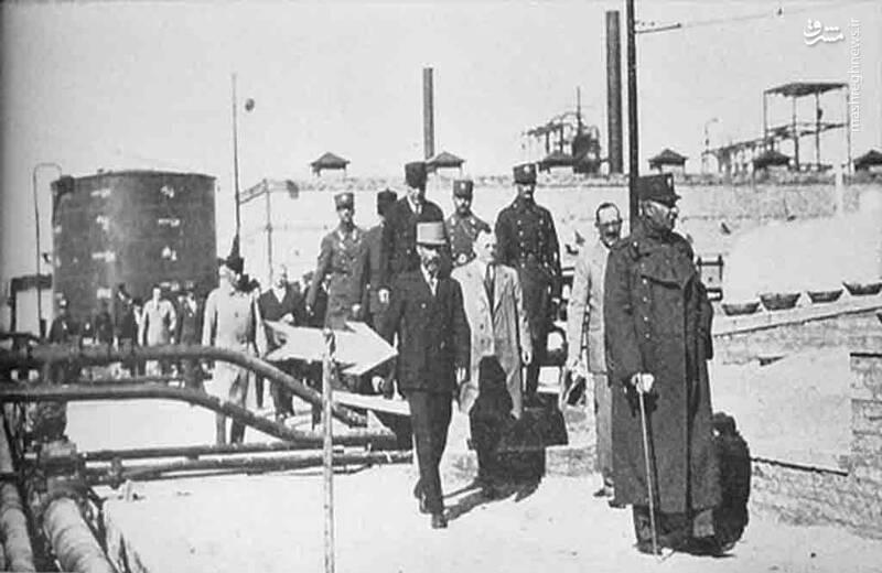 بلایی که رضاخان بر سر منافع نفتی ایران آورد