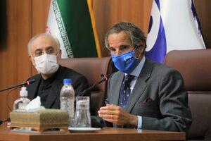 ایران و آژانس بینالمللی انرژی اتمی در سال ۱۳۹۹
