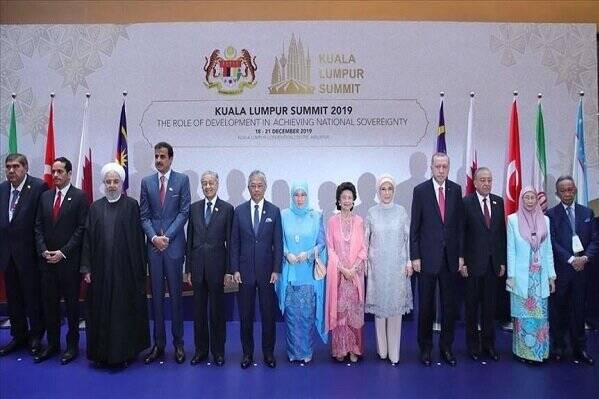سفر نفر دوم وزارت خارجه مالزی به ایران، ترکیه و قطر