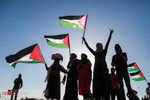 مدافعان فلسطین خواستار آزادی کامل قدس باشند