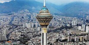کیفیت هوای تهران در روز ۱۳ نوروز