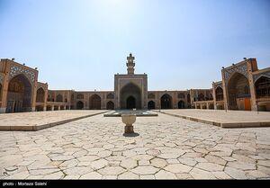 عکس/ مسجد سید اصفهان را ببینید