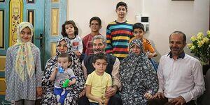 مدیریت زمان در خانواده هفت فرزندی چه شکلی است؟