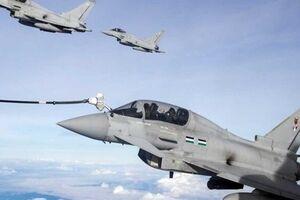 امضای توافقنامه همکاری میان نیروهای هوایی قطر و انگلیس