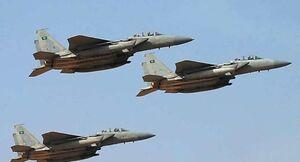 یمنی ها همچنان آماج حملات عربستان