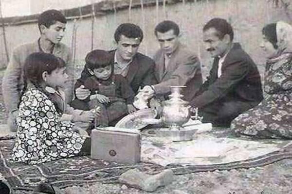 غذای تهرانیهای قدیم در روز «سیزه به در» چه بود؟