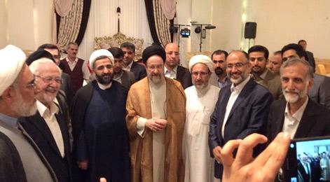 افشاگری عبدالله ناصری از اعتقادات سیاسی خاتمی/ خاتمی به جمهوری دینی باوری ندارد