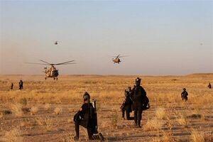 ارتش عراق تسلیحات و تجهیزات نظامی تکفیریها را کشف و ضبط کرد