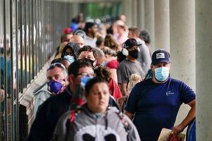 ۷۱۹ هزار آمریکایی هفته گذشته بیکار شدند