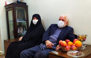 خواهر شهیدی که با تزریق واکسن، فلج شد!