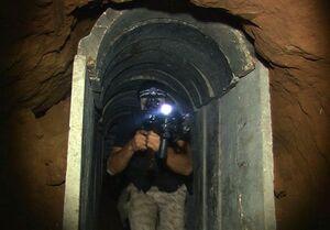 فیلم/ تونلهای مقاومت در غزه را ببینید