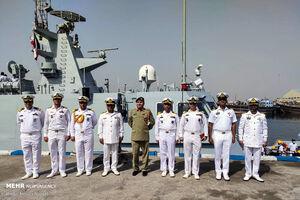 دیدار کارکنان نیروی دریایی پس از ۴ ماه با خانواده +عکس